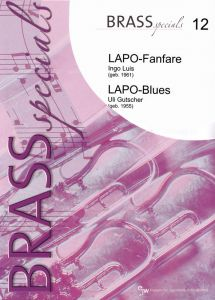 Brass Specials 12 Lapo-Fanfare & Lapo-Blues