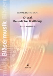 Choral Benedictus & Alleluja
