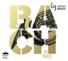 Bach On Brass CD