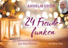 24 Freudefunken Grün, Anselm 9783736500822