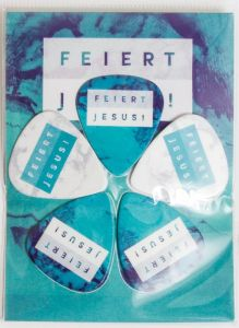 Feiert Jesus! 5 - Plektrum 5er-Set