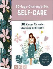 30-Tage-Challenge-Box Self Care Weneit, Sina 9783625188001