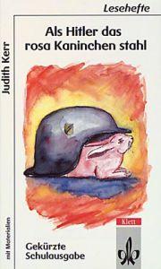 Als Hitler das rosa Kaninchen stahl, gek. Schulausg.
