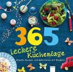 365 leckere Küchentage Lemire, Sabine 9783401707259
