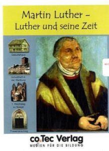 Martin Luther - Luther und seine Zeit, 1 CD-ROM