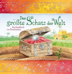 Der größte Schatz der Welt, Geschenkbuch zur Kommunion