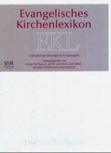 Evangelisches Kirchenlexikon (EKL) - CD-ROM