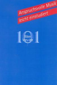 101 Bläser-Vorspiele zum Evangelischen Gesangbuch Anspruchsvolle Musik leicht einstudiert