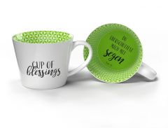 Cup of Blessings - Tasse