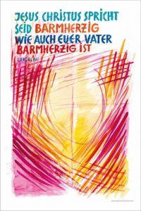 4250454700438 Jahreslosung 2021 - Motiv Felger - Kunstdruck 62 x 93 cm