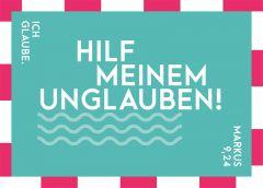 Jahreslosung 2020 Motiv Hoffmann Lentikularkarte 3er-Set