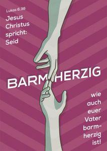 Jahreslosung 2021 - Postkarte Hoffmann, Sebastian 4250454705457