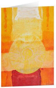 Kunstkarten 'Sonnengesang' Habedank, Jörgen 4250454722171