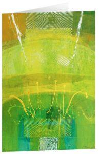 Kunstkarten 'Wachstumsimpuls' Habedank, Jörgen 4250454722195