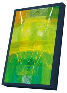 Farbwelten - Kunst-Faltkarten im Schmuckkarton Habedank, Jörgen 4250454729880