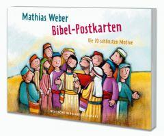 Mathias Weber Bibel-Postkarten
