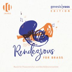 Rendezvous for Brass, 1 Audio-CD