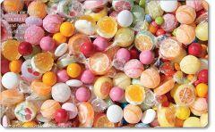 Vesperbrettchen / Frühstücksbrettchen Bonbons