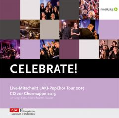 Celebrate CD 25 LAKI-PopChor