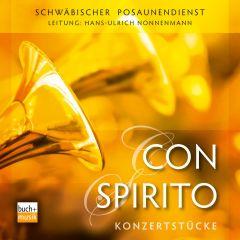 con spirito CD
