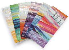 Postkarten-Set DIN lang 12er-Set - Motive gemischt
