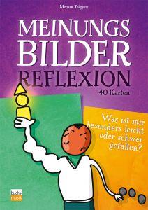 Cover Meinungsbilder Reflexion