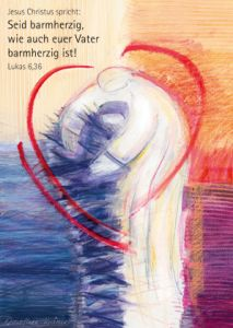 4260175272831 - Jahreslosung 2021 - Motiv Dorothee Krämer - Kunstblatt 60 x 90 cm