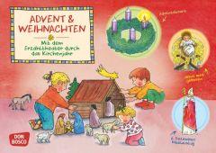 Advent und Weihnachten Hebert, Esther/Rensmann, Gesa 4260179515903