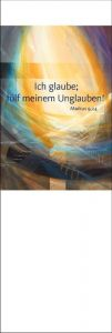Jahreslosung 2020 - Lesezeichen, 10er-Set Münch, Eberhard 4260308357336