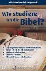 Wie studiere ich die Bibel? - Paket