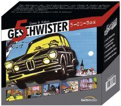 5 Geschwister - CD-Box 1 Kabus, Dieter B/Schmitz, Günter 4029856643410