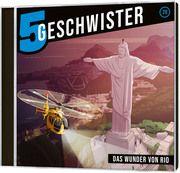 5 Geschwister 29 - Das Wunder von Rio Schuffenhauer, Tobias/Schier, Tobias 4029856406299