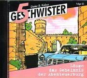 5 Geschwister lösen das Geheimnis der Abenteuerburg Kabus, Dieter B/Schmitz, Günter 4029856383323