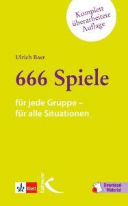 666 Spiele Ulrich Baer 9783780061003