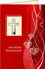 Geschenkkarte 'Herzlichen Glückwunsch'/m