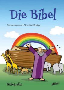 9783037831793 Die Bibel - Biblegrafix : Comicstrip-Bibel
