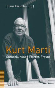 Kurt Marti Klaus Bäumlin 9783290183509