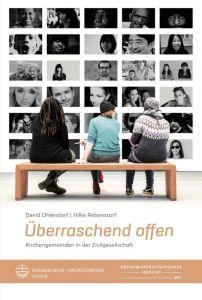 9783374060344 Überraschend offen: Kirchengemeinden in der Zivilgesellschaft