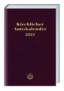 Kirchlicher Amtskalender 2021 - rot