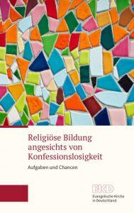 9783374063260 Religiöse Bildung angesichts von Konfessionslosigkeit