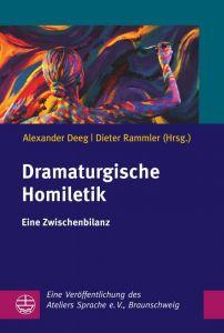 9783374064878 Dramaturgische Homiletik: Eine Zwischenbilanz