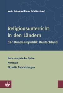 9783374065110 Religionsunterricht in den Ländern der Bundesrepublik Deutschland