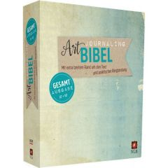 NLB Art Journaling Bibel Gesamtausgabe AT + NT  9783417253788