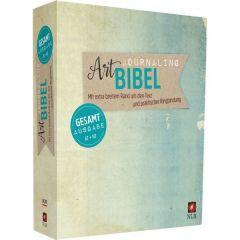 NLB Art Journaling Bibel Gesamtausgabe AT + NT  9783417253788