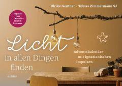 Licht in allen Dingen finden Gentner, Ulrike/Zimmermann, Tobias 9783429055301