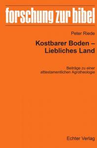 9783429055547 Kostbarer Boden - Liebliches Land