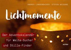 Lichtmomente Langenbacher, Andrea/Weigand, Stefan 9783429055646
