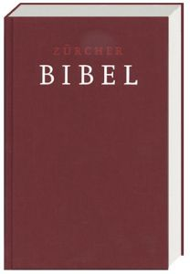 Zürcher Bibel rot