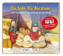 Cover 9783438022462 Ein Sohn für Abraham und drei weitere Geschichten aus der Bibel