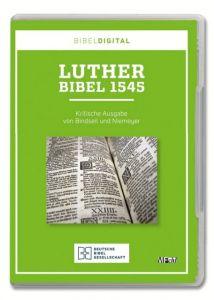 Lutherbibel 1545  9783438027290
